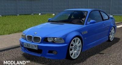 BMW M3 E46 [1.5.9], 1 photo